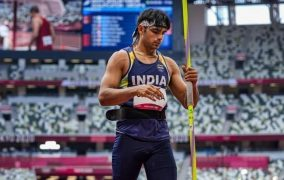 खुशखबरी : टोक्यो ओलंपिक में भारत को मिला पहला स्वर्ण पदक