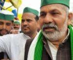 किसान नेता राकेश टिकैत का हरियाणा के मुख्यमंत्री मनोहर लाल खट्टर को संदेश, कहा दिल्ली से दूर नहीं करनाल
