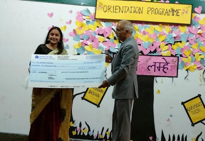 बी.एस.नेगी महिला पॉलिटेक्निक में प्रथम वर्ष की छात्राओं का हुआ भव्य स्वागत, ओरिएन्टेशन प्रोग्राम के द्वारा छात्राओं को संस्थान के संदर्भ में दी गई जानकारी