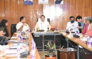 मुख्यमंत्री धामी से मिलने के बाद विद्युत अधिकारी कर्मचारी संयुक्त संघर्ष मोर्चा ने की आंदोलन समाप्त करने की घोषणा