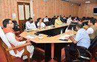 सीएम हैल्पलाईन पर प्राप्त जन शिकायतों का समाधान समयबद्धता से हो : सीएम पुष्कर सिंह धामी