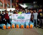 नेहरू युवा केन्द्र संगठन ने सिद्धबली मंदिर परिसर में चलाया स्वच्छता अभियान