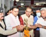 मुख्यमंत्री धामी ने किया गोर्खाली सुधार सभा द्वारा आयोजित ' हाम्रो दशैं सांस्कृतिक महोत्सव ' में प्रतिभाग