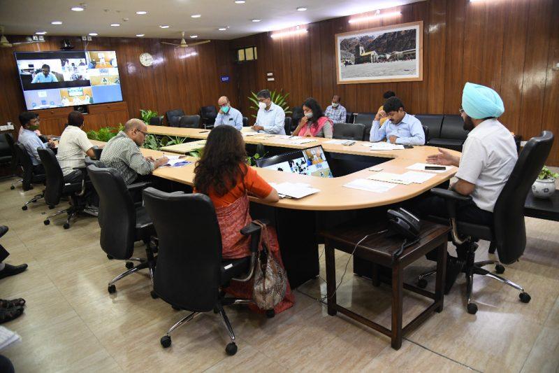 मुख्य सचिव ने कहा, प्रोजेक्ट मॉनिटरिंग ग्रुप के तहत योजनाएं अत्यंत ही महत्वपूर्ण. समय पर पूर्ण किया जाना अति आवश्यक