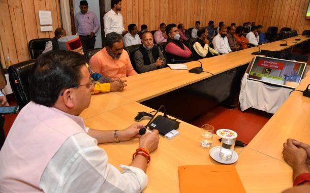मुख्यमंत्री धामी ने बताया, प्रधानमंत्री की मन की बात को अभिभावक की तरह मार्गदर्शन