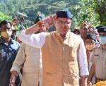मुख्यमंत्री ने सियाचिन में शहीद जवान विपिन सिंह गुसाईं को पुष्पचक्र अर्पित कर दी श्रद्धांजलि